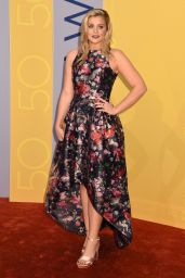 Lauren Alaina – 50th Annual CMA Awards in Nashville 11/2/ 2016