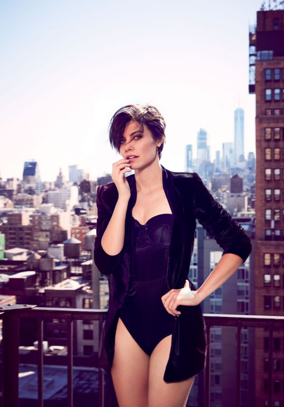 Lauren Cohan - Photoshoot for Health Magazine, December 2016