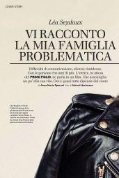 Lea Seydoux – Io Donna Del Corriere Della Sera November 2016