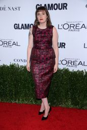 Lena Dunham – Glamour Women Of The Year Awards in Los Angeles 11/14/ 2016