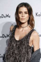 Lena Meyer-Landrut - KaDeWe Grand Opening Celebration in Berlin. November 2016