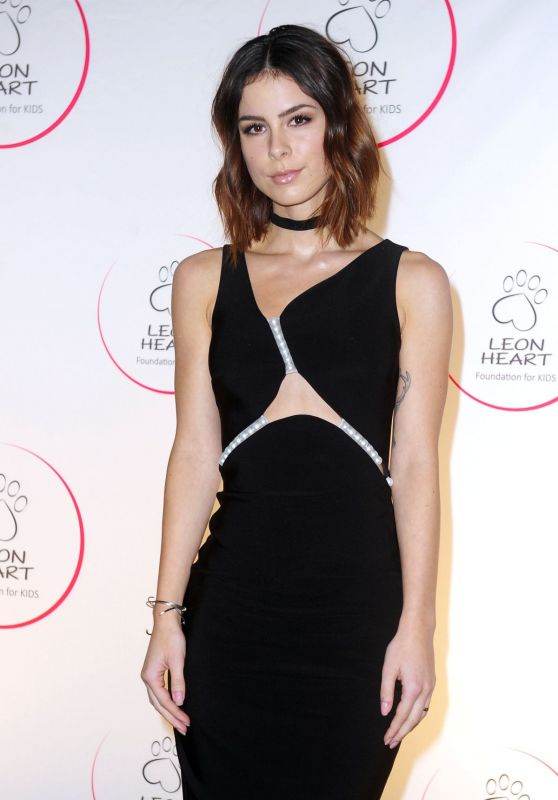Lena Meyer-Landrut - Leon Heart Foundation Charity Dinner in Berlin, October 2016