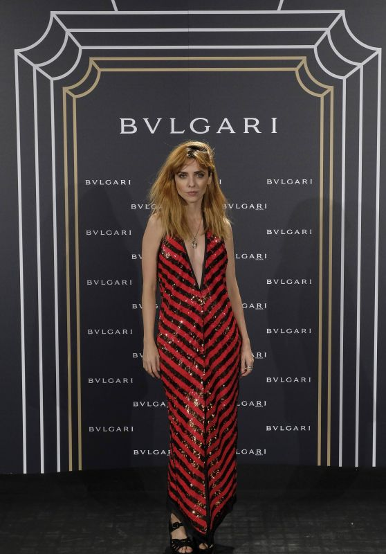 Leticia Dolera – Bulgari Cocktail Event in Madrid 11/28/ 2016
