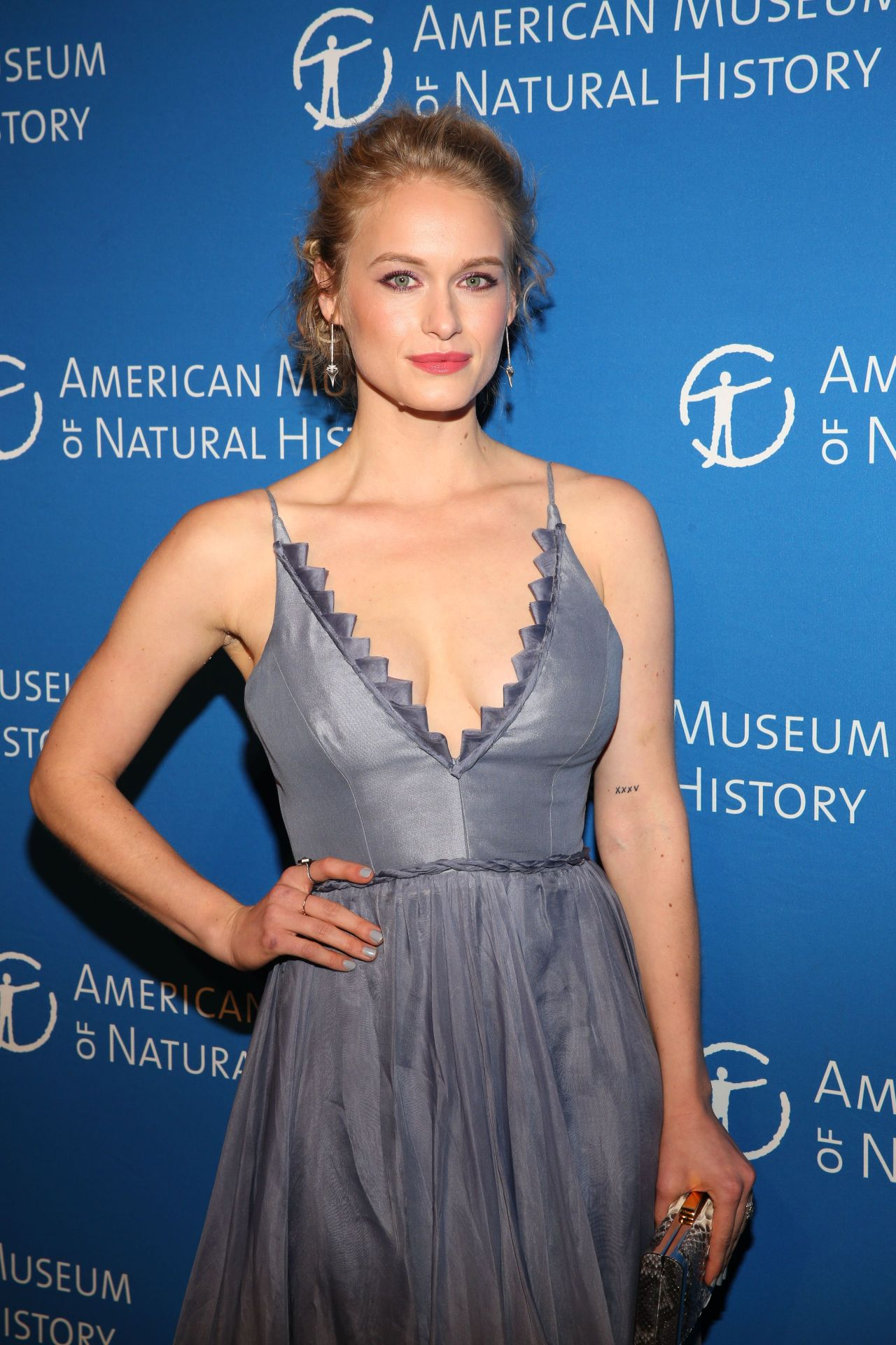Leven Rambin American Museum Of Natural History Gala In