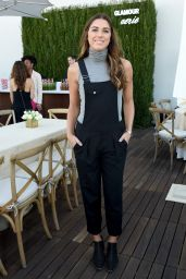 lex Morgan - Glamour Women Of The Year 2016 LIVE Summit Breakfast in Los Angeles