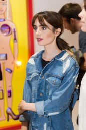 Lily Collins - Beau Dunn