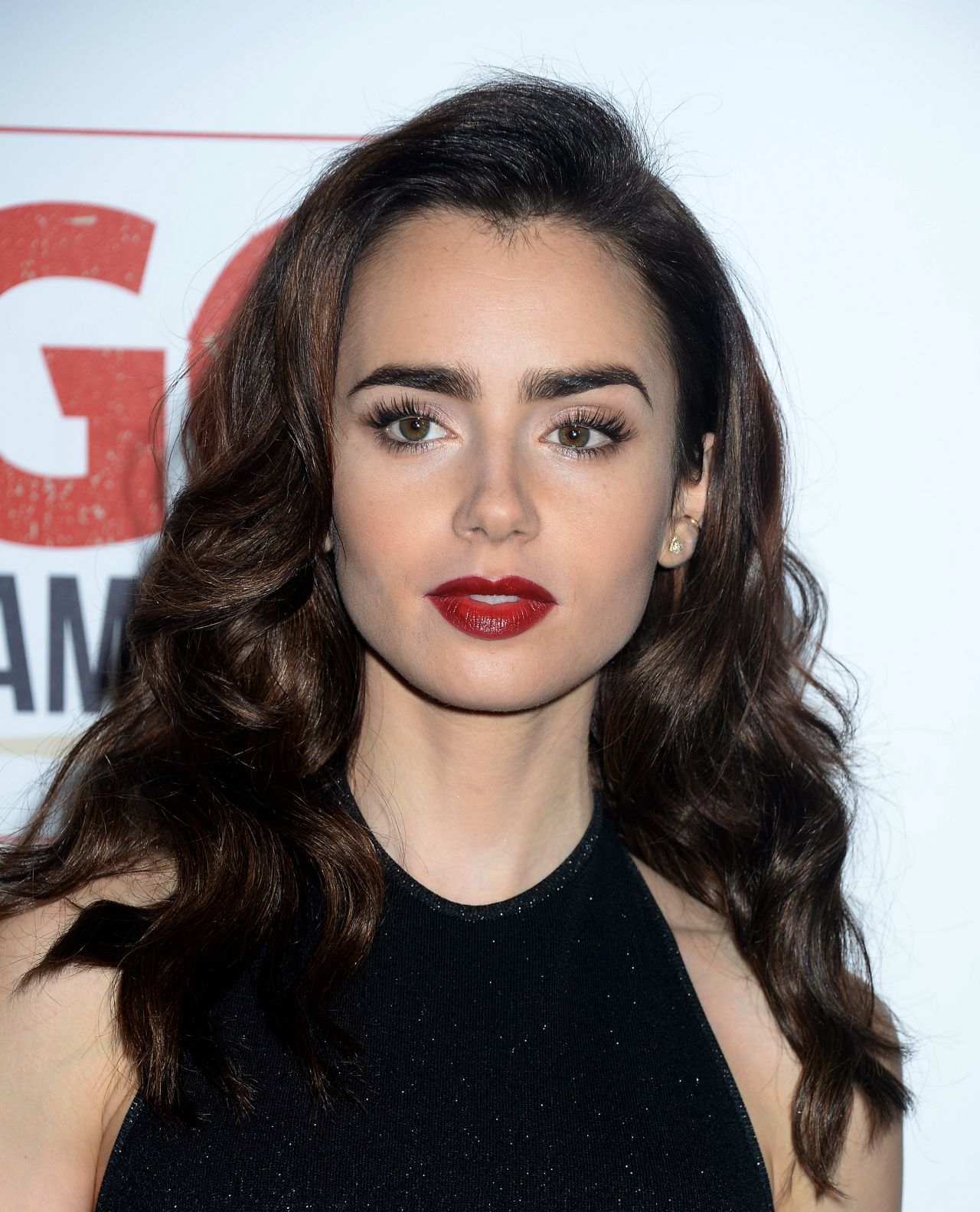 Lily Collins - GO Camp...