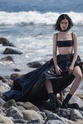 Lily Collins - Malibu Magazine December 2016