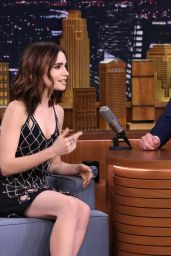 Lily Collins - NBC