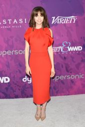 Lily Collins - StyleMaker Awards in West Hollywood 11/17/ 2016