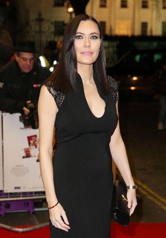 Linzi Stoppard – 'Mum's List' Film Premiere in London