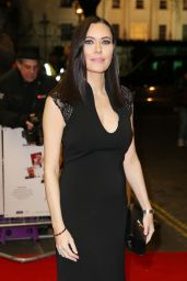 Linzi Stoppard – 'Mum's List' Film Premiere in London