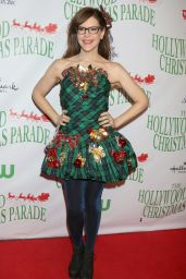 Lisa Loeb – 85th Annual Hollywood Christmas Parade in Hollywood 11/27/ 2016