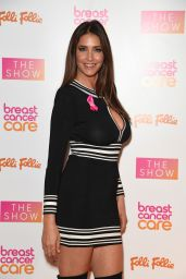 Lisa Snowdon - Breast Cancer Care Show in London 11/02/ 2016