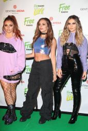 Little Mix - Free Radio Live in Birmingham 11/26/ 2016