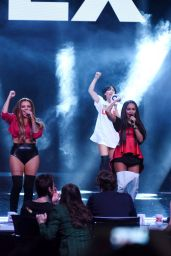 Little Mix Performing on