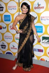 Lizzie Cundy – British Curry Awards in London 11/28 /2016