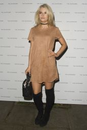 Lottie Moss - The Dayrooms Store Opening in London 11/23/ 2016