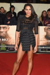 Louise Hazel – 'I am Bolt' Premiere in London