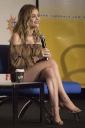 Lucy Hale - Supanova Pop Culture Expo in Brisbane, November 2016
