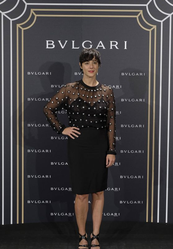 Luz Valdenebro – Bulgari Cocktail Event in Madrid 11/28/ 2016