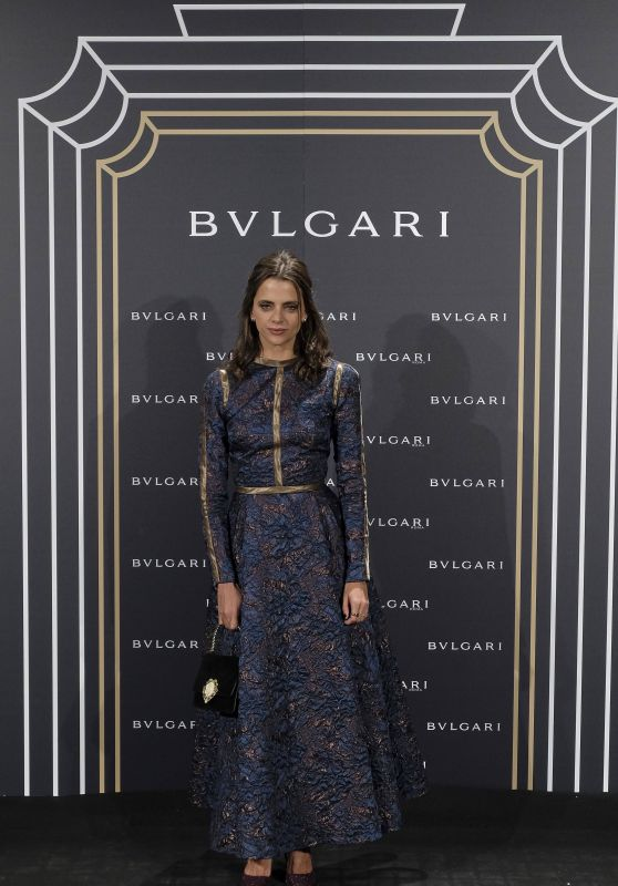 Macarena Gomez – Bulgari Cocktail Event in Madrid 11/28/ 2016