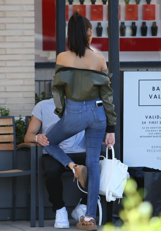 Madison Beer - Shopping at Barneys New York in Beverly Hills 11/2/ 2016