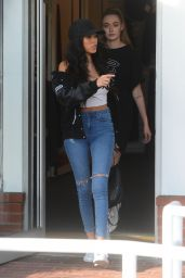 Madison Beer Urban Outfit - Leaving Fred Segal in Los Angeles 11/7/ 2016