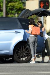 Madison Beer - Walk Away Unharmed From a Serious Car Accident Near Home in LA 11/16/2016