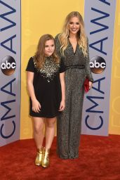 Maisy & Lennon Stella – 50th Annual CMA Awards in Nashville 11/2/ 2016
