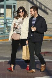Mandy Moore - Shopping in Los Angeles 11/28/ 2016
