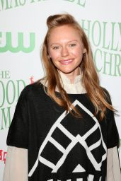 Marci Miller – 85th Annual Hollywood Christmas Parade in Hollywood 11/27/ 2016
