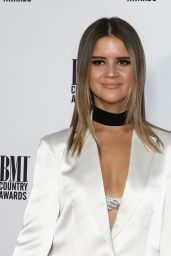 Maren Morris – 64th Annual BMI Country Awards in Nashville 11/1/ 2016