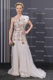 Maria Esteve – Bulgari Cocktail Event in Madrid 11/28/ 2016