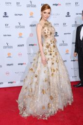 Maria Eugenia Suconic – International Emmy Awards 2016 in New York City