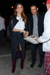Maria Menounos at Catch in Los Angeles, CA 11/18/ 2016