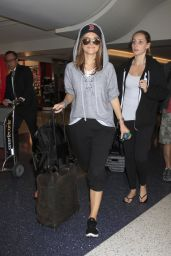 Maria Menounos at LAX Airport 11/13/ 2016