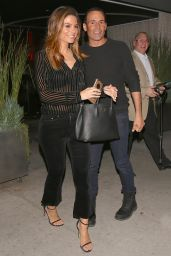 Maria Menounos - Sushi Date Night in Brentwood, CA 11/11/ 2016