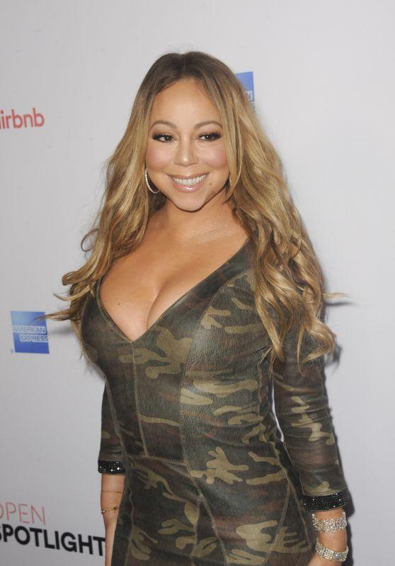 Mariah Carey - Airbnb Open Spotlight in Los Angeles 11/19/ 2016