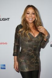 Mariah Carey - Airbnb Open Spotlight in Los Angeles 11/19/ 2016