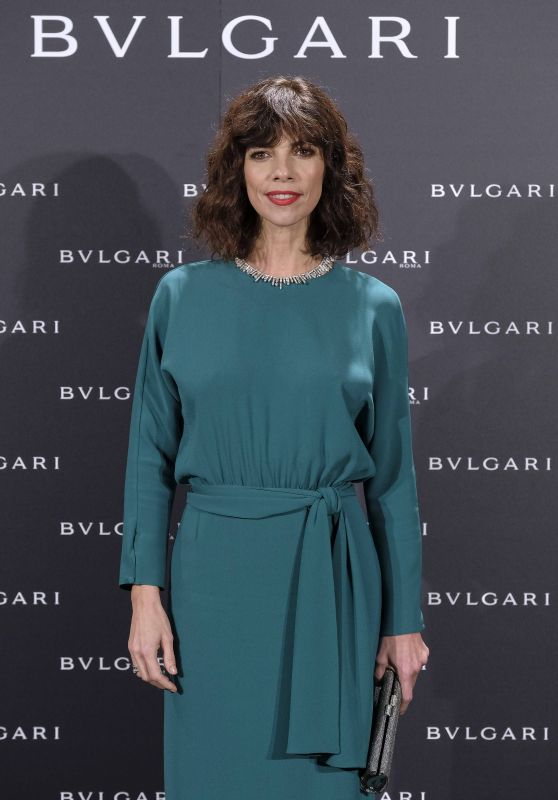 Maribel Verdu – Bulgari Cocktail Event in Madrid 11/28/ 2016