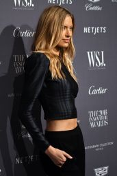 Martha Hunt - WSJ Magazine 2016 Innovator Awards in New York City
