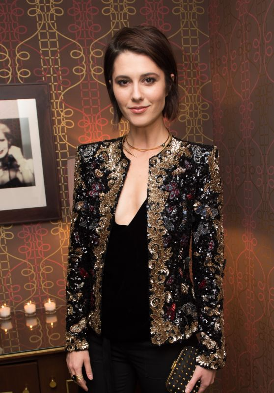 Mary Elizabeth Winstead - Zuhair Murad Cocktail Party in Los angeles 11/16/ 2016