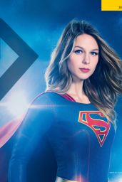 Melissa Benoist - SFX Magazine January 2017 Issue