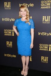 Melissa Rauch – HFPA & InStyle's Celebration of Golden Globe Awards Season in LA 11/10/2016
