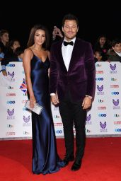 Michelle Keegan – Pride of Britain Awards at Grosvenor House, London 10/31/ 2016