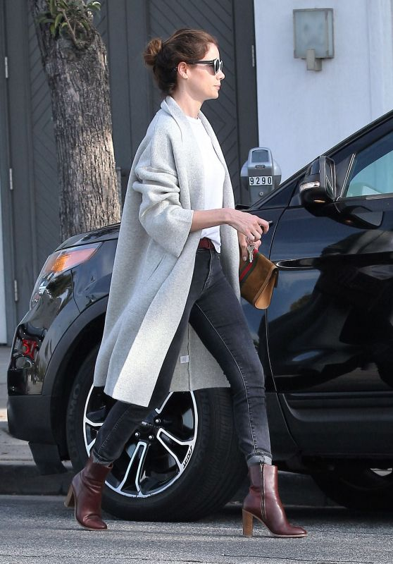 Michelle Monaghan - Out in Beverly Hills 11/15/ 2016