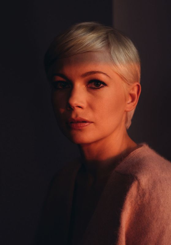 Michelle Williams - Photoshoot for DuJour, Winter 2016