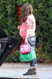 Mila Kunis - Outside Her House in Studio City, November 2016