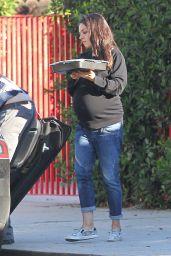 Mila Kunis Street Style - Studio City 11/23/ 2016